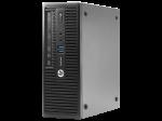 HP PRODESK 400 G2.5 - INTEL CORE I3 - 8 GO Ram - 250 GO HD - Produit D'occasion