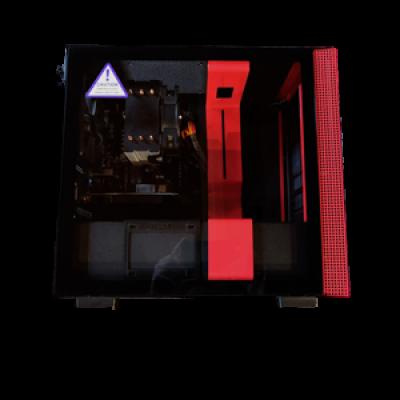 PC GAMING BOITIER NZXT  - 16 GO -RYZEN 5 3600 -  SSD 256 GO