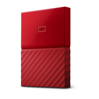 DISQUE DUR EXTERNE  2 TO USB 3.0 RED