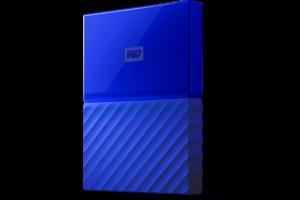 DISQUE DUR EXTERNE  4 TO USB 3.0 BLUE